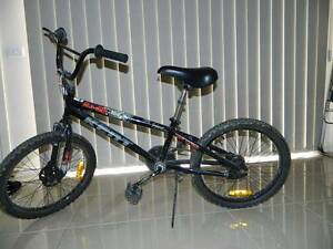 Rumble BMX Bicycle - Black Epping Whittlesea Area Preview