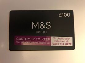 M&S GiftCard £220 (can be used In store & Online)