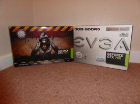 Geforce GTX 780 (Pair for SLI)