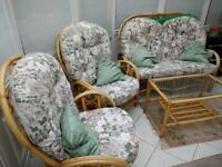 Bamboo Conservatory Furniture