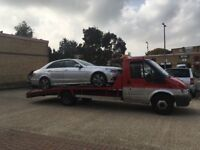 24/7 CAR BIKE BREAKDOWN RECOVERY TRANSPORT TOW TRUCK SERVICES ACCIDENT FLAT TYRE AUCTION A3 M25 M4