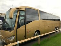 6-60 seats coach & minibus hire with driver private/public, local/ national travel wheelchair access