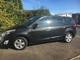 Renault Grand Scenic 7 seater for sale