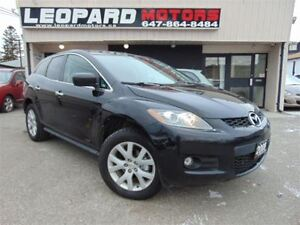 2008 Mazda CX-7 GT, Awd, Leather, Sunroof, Heated Seats*Certifie