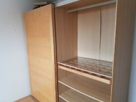 IKEA Wardrobe Double