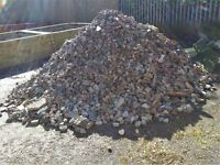 FREE 3-inch clean hardcore (approx 6 tons)