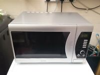 stainless steel kenwood 1000w 28L combination microwave oven with digital display