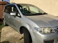 Mazda Premacy MPV car short MOT spares or repair