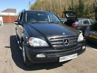 2004 (04) Mercedes-Benz ML270 Diesel ** Family Edition 7 Seater ** Service History ** Automatic **