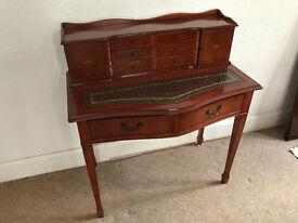 Bonheur du Jour Reproduction Ladies Writing Desk