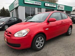 2008 Hyundai Accent RED ROCKET l KEEP CASH IN YOUR POCKET