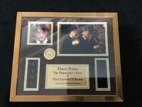 Harry Potter Film Cel Framed Collectable