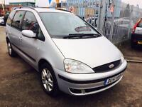 FORD GALAXY 2.3 GHIA 7 SEATER / FULL SERVICE HISTORY