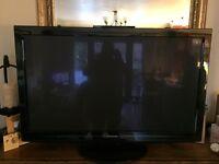 """Panasonic 46"""" HD 1080p TV"""