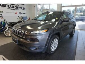2015 Jeep Cherokee North - 9 Speed Auto, 4WD