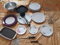 kitchen items/ kitchen clearance