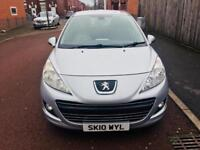 Peugeot 207 vti Model year 2010 fully Hpi clear
