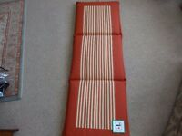 """3 SEAT BENCH CUSHION - GLENCREST """"COLONIAL"""" NEW & UNUSED"""