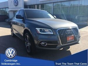 2017 Audi Q5 2.0T Technik S Line Sport With Navigation