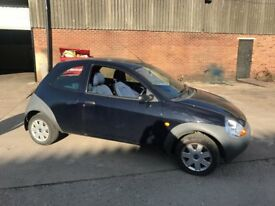 2005 Ford Ka 1.3L. Very Low Mileage