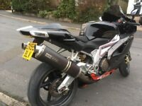 RSV1000R 2004.. Just had brand new tyre and battery..