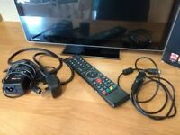 Avtex L186dr 18.5 inch led tv dvd & wall bracket