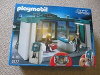 Pre-owned Playmobil City Bank