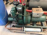 LR1 single phase diesel generator
