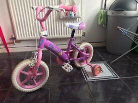 12 inch fairy bike