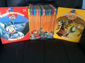 Disney's World of Knowledge