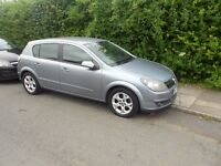 2005 05 vauxhall astra 1.6 sxi only 130000 miles metallic grey june 18 mot hpi clear