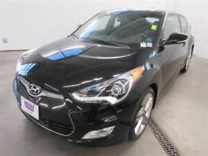 2016 Hyundai Veloster TECH! B-UP CAM! ALLOYS! NAV! SUNROOF! HEAT
