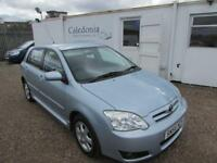 TOYOTA COROLLA T3 COLOUR COLLECTION VVT-I (blue) 2006