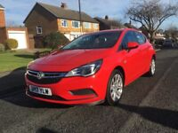2017 VAUXHALL ASTRA DESIGN 1.4 TURBO PETROL 5DR **LOOKS AMAZING + DRIVES LIKE NEW + MUST BE SEEN**