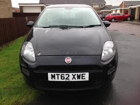Fiat punto easy 1.4 black 2013