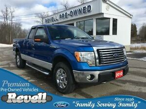 2010 Ford F-150 XTR 4WD  * Only 72K  1-Owner trade  Mint Shape