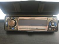 Working Panasonic Headunit/CD Radio Player Faceplate CQC5300N - ONLY £25 !! ICE 50wX4 Mosfet Mp3/Wma