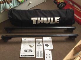 Thule Roof Bars & Folding Roof Storage Bag