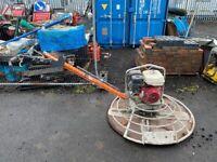Concrete Power Float - Belle 48 inch