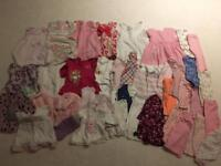 Baby girls clothes bundle 0-3 first size new baby new born