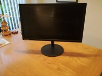 ThinkVision T2424p 23.8-inch FHD LED Backlit LCD Professional Monitor