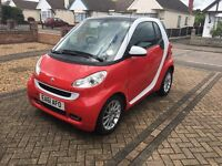 Excellent condition and FSH with SMART. Automatic