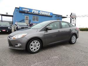 2012 Ford Focus SE Affordable Financing With Low Weekly Payments