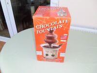 Chocolate Fountain. Brand New.