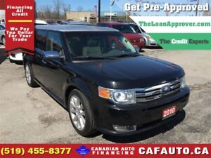 2010 Ford Flex Limited | LEATHER | ROOF | AWD