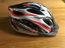 Medium/large cycle helmet