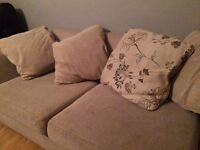 3 SEATER SOFA FROM DFS FREE DELIVERY IN LIVERPOOL