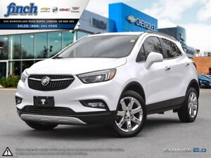 2017 Buick Encore Essence AWD|LEATHER|NAV|SUNROOF|BACK UP CAM