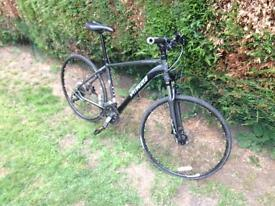 Specialized specialised cross trail sport, city bike, cyclo cross, canal, trail