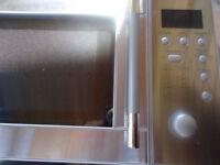 Sainsburys Microwave